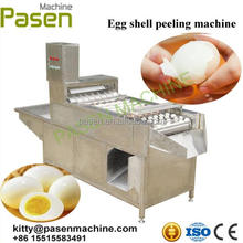 Large capacity boiled egg peeling machine / Chicken egg shelling machine / Egg shell remover