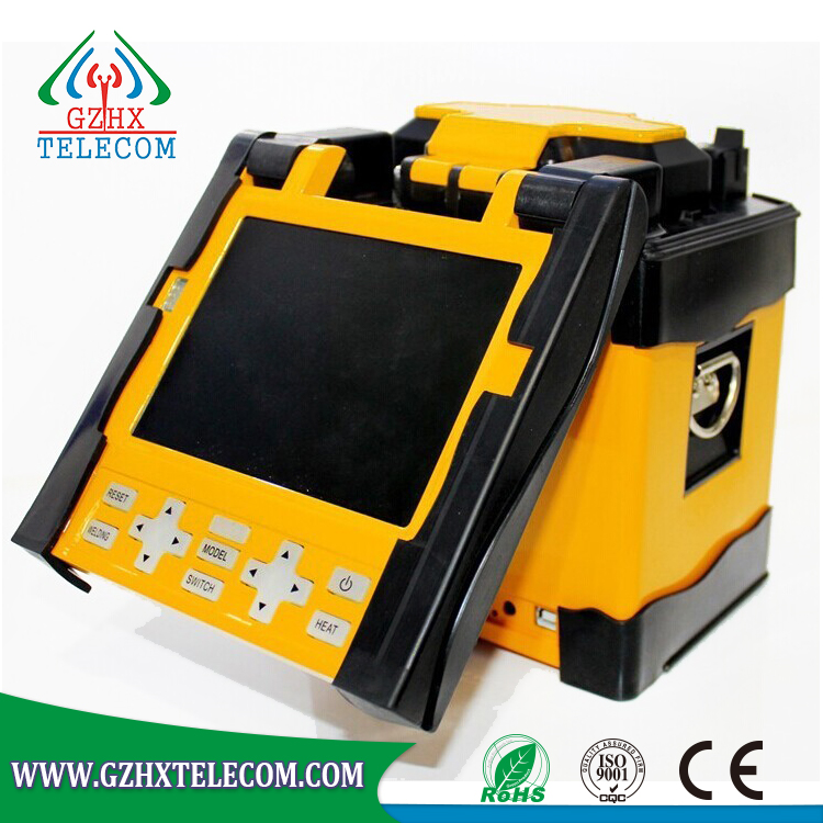 Telecommunication Equipment Fiber Optic Fusion Splicer