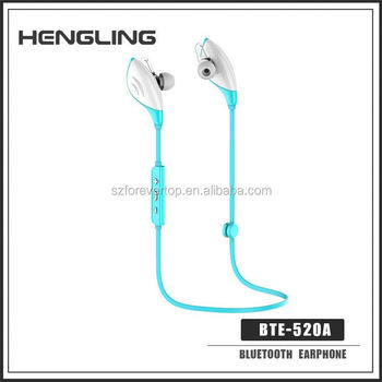 HENGLING patent Perfect Sound Wireless Cool Design Wireless Bluetooth 4.1 Earbuds Sports bluetooth earphone new