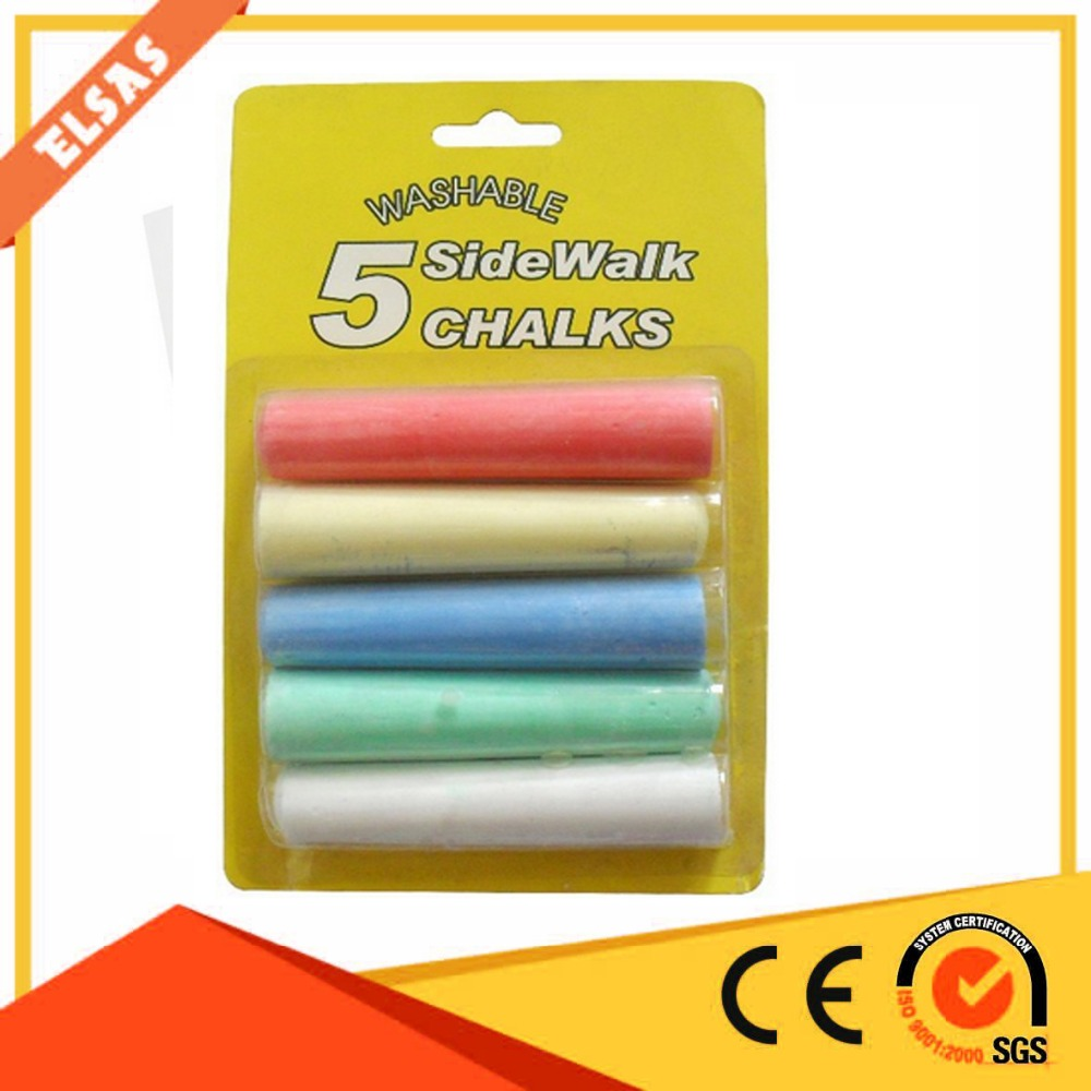 kids sidewalk chalk holder