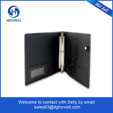 Top Quality Wholesale Notebooks Advertising Leather Portfolio. organizer bag, planner, desk organizer