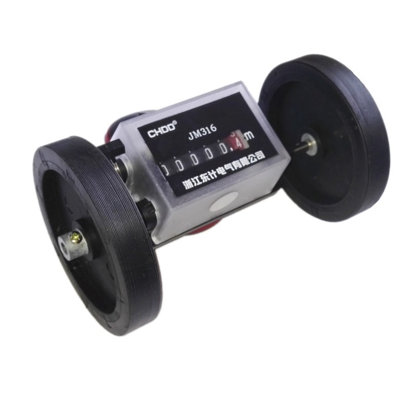 CALT rolling measure meter mechanic counter