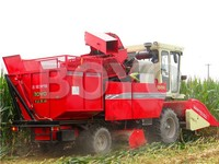 4 rows corn silage harvester of china agricultural machinery