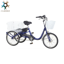 High quality steel moped cargo tricycles