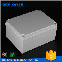 Waterproof 200x150x100mm Plastic Device Housing Enclosure Electrical Distribution Junction Box