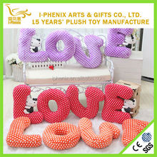 Cotton Sofa Pillow For Home Decoration Personalized Sofa Body Cushion Decorative Pillow