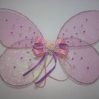 LED Butterfly Wing For Children Dance