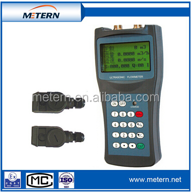 Hot sales Hand Held Ultrasonic Flow Meter/ultrasonic flowmeter/flowmeter