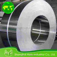 Galvanized steel coil for the production of corrugated roofing sheets
