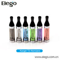 Coil head changeable genuine kanger t2 clear atomizer