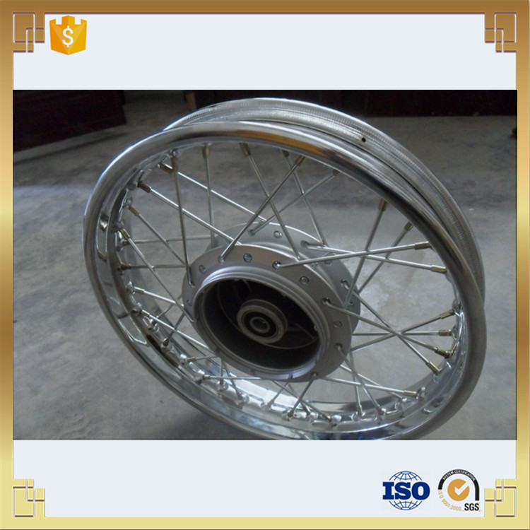 New product alloy rim with 36 spoke motorcycle
