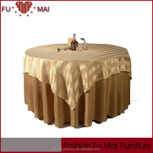1.5 meter with 1.8 meter custom design thermal table cloth wholesale