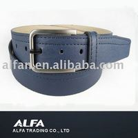 Hot Sell Navy Popular Pu Belt