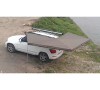4x4 trailer roof top tent on car top roof rack
