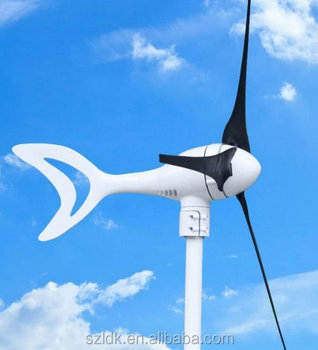 300w dolphin PWG rare earth wind turbine/generator/12V/24v lighting/monitoring