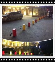 parking pillar Drive Way Car Park Reserved Parking Post Space fixed Security Pole