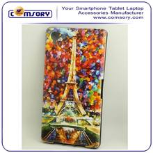 UNIQUE Soft TPU Carton Phone Case Cover For Sony L39h Xperia Z1