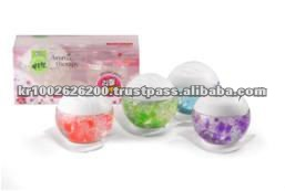 [LG HEALTH & CARE] air fresher - CRYSTAL GEL