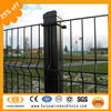 (10 years factory) High quality V folds wire mesh fence