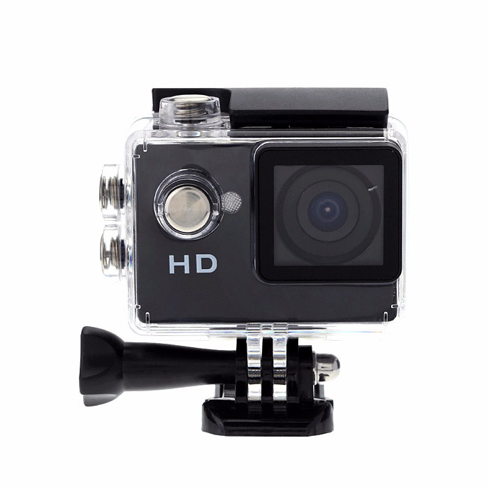 china cheap waterproof action camera full hd 1080p waterproof sports camera