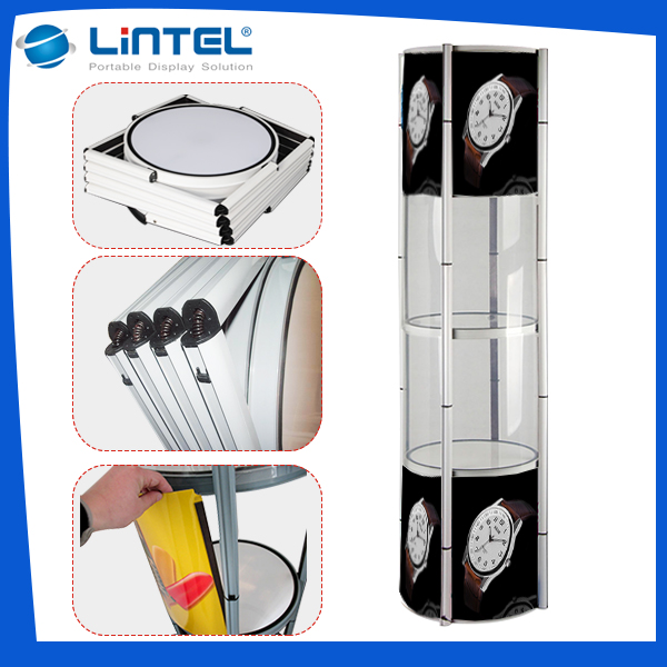 Excellent price electric rotating display stand OEM