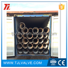ductile iron iso 2531 ductile iron pipe for water project