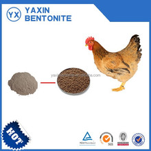 bentonite for animal feed