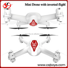 China Professinal manufacture Top selling Stunt master 6CH Mini flying Drone With Inverted flight
