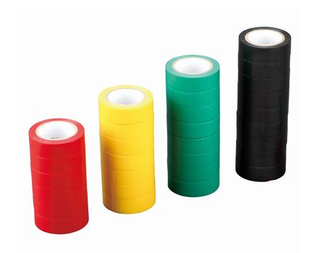 UL CSA Shiny flame resistant tape PVC Electrical Insulated Tape