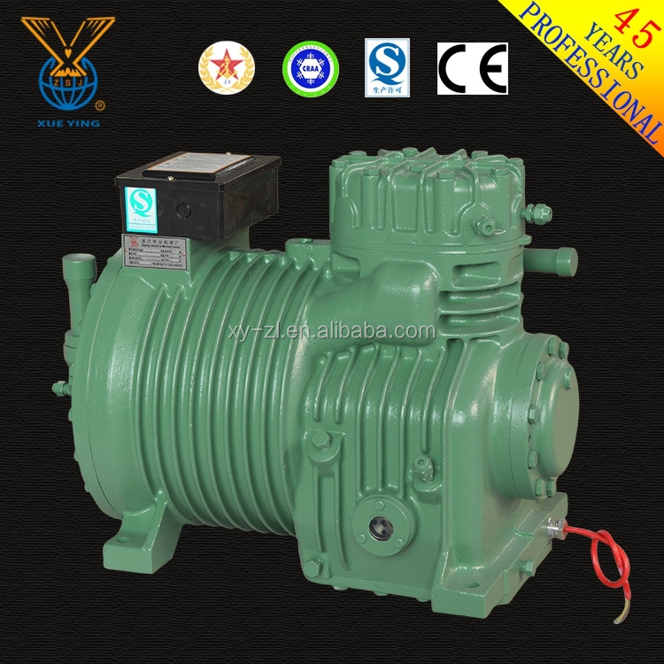 semi-hermetic piston refrigerant compressor Wholesale