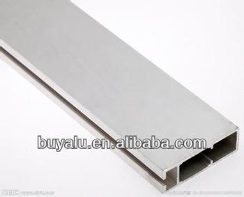 the best industry aluminum extrusion profile for curtain wall