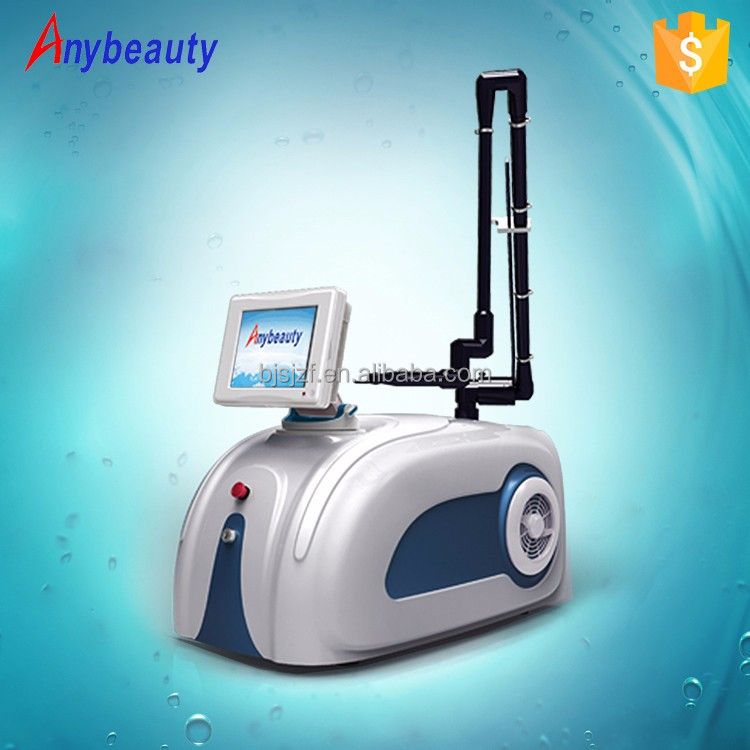 F5 beauty equipment co2 fractional portable, laser co2 fractional medical
