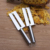 stainless steel manual Sugarcane peeler  knife hand sugarcane cutter