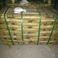 High Quality A Grade Brass Ingot