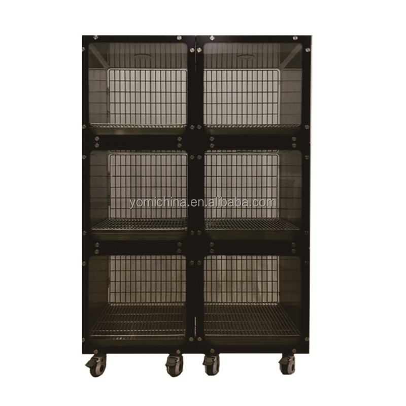 Hot sale stainless steel dog show cage
