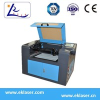 High Power CO2 Manual Laser Expiry Date Printing Machine for Bottle