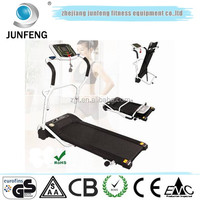 1.5HP DC motor motorized treadmill