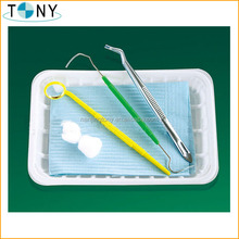 Disposable Dental Kit, Surgical Oral Examination Kit