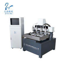 4 axis cnc wood carving machine milling machine