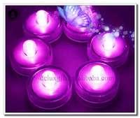 CE&RoHS Heatless Flameless Submersible Led Tea Light Candle,Led floating candle Light,Xmas Wedding party