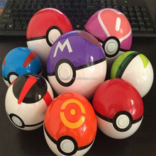 Pokemon Poke Ball Pokeball with 7cm Classic Anime Pikachu Super Master Pokemon Ball Action Figures Toys kids toys