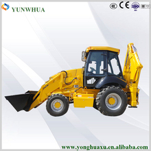 hydraulic backhoe loaders AZ22-10 back loader price