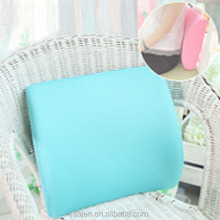 High quality pu gel memory foam back support cushion