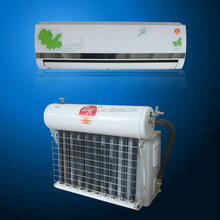 Hybrid solar power air conditioner 12000btu