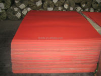 vulcanized fiber sheet, factory red steel paper price,wholesale electric insulation paper board