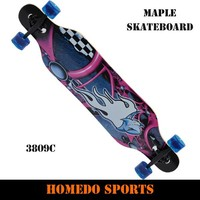 blank skateboard decks wholesale uk / longboard skateboard