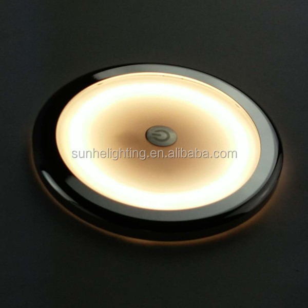 2016 New LED Roof Ceiling Interior Reading Dome Light For Car Trailer RV 12V DC Universal Car Styling