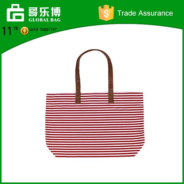 Cheap shopping bag Big canvas hand bags Hand bags for women