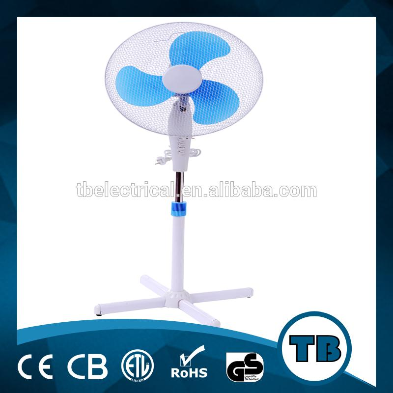 "Ventilation fan type 16"" small stand fans for factory wholesale"
