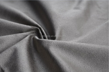 China direct textiles 100%polyester faux suede for velvet bag